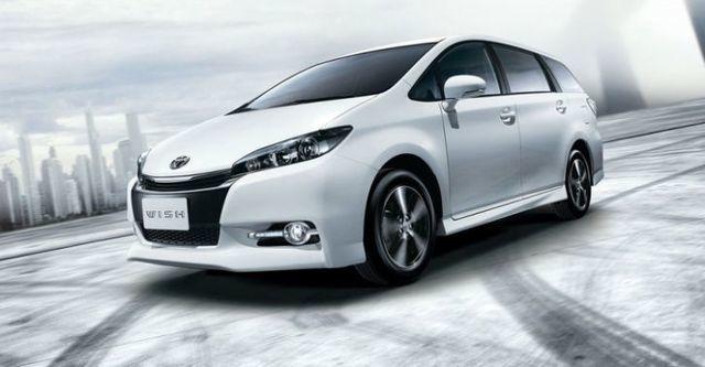 2015 Toyota Wish 2.0豪華智慧行  第1張相片