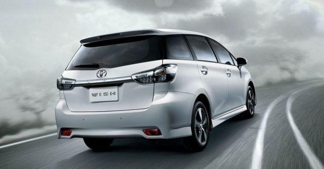 2015 Toyota Wish 2.0豪華智慧行  第2張相片