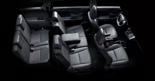 2015 Toyota Wish 2.0豪華智慧行  第7張相片