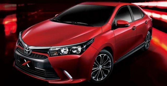 2015 Toyota X 經典版  第2張相片