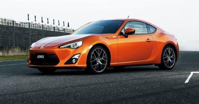 2014 Toyota 86 2.0 MT  第1張相片