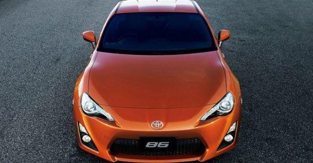 2014 Toyota 86 2.0 MT Limited  第5張相片