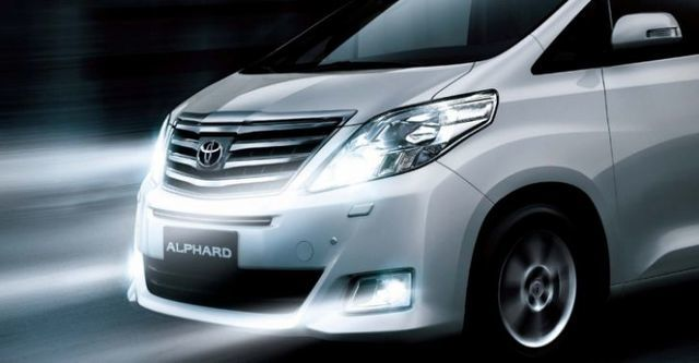 2014 Toyota Alphard 2.4  第4張相片