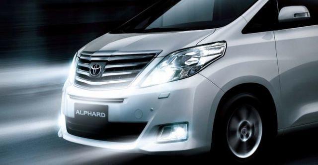 2014 Toyota Alphard 3.5  第4張相片
