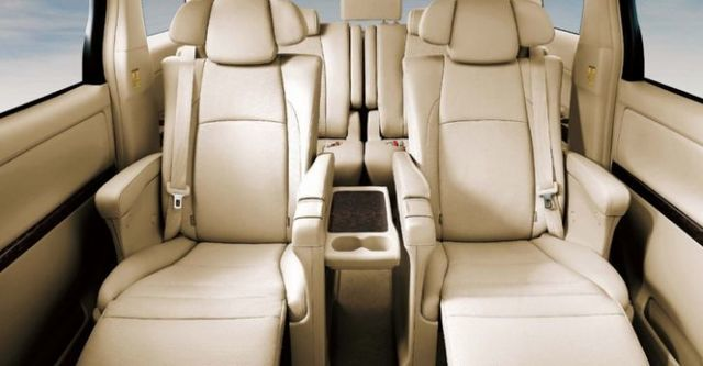 2014 Toyota Alphard 3.5  第7張相片