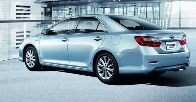 2014 Toyota Camry Hybrid-G Option  第2張相片