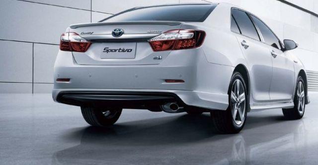 2014 Toyota Camry Hybrid-Sportivo  第2張相片