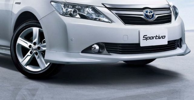 2014 Toyota Camry Hybrid-Sportivo  第3張相片