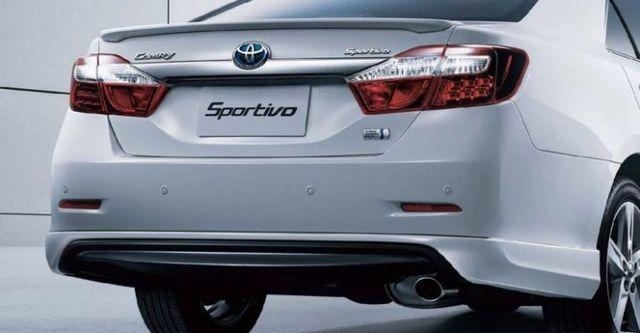 2014 Toyota Camry Hybrid-Sportivo  第4張相片