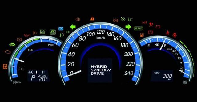 2014 Toyota Camry Hybrid-V  第8張相片