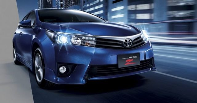 2014 Toyota Corolla Altis 1.8 Z  第1張相片