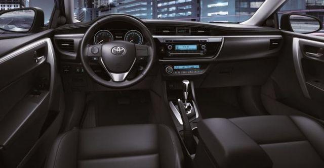 2014 Toyota Corolla Altis 1.8 Z  第5張相片