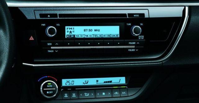 2014 Toyota Corolla Altis 1.8 Z  第6張相片