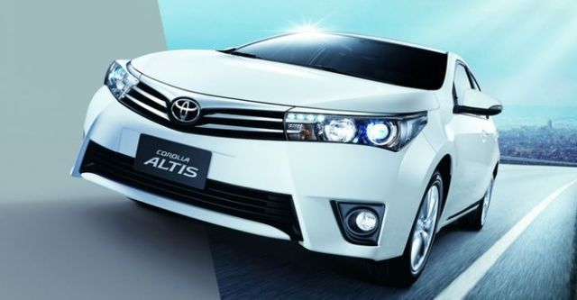 2014 Toyota Corolla Altis 1.8豪華版  第1張相片