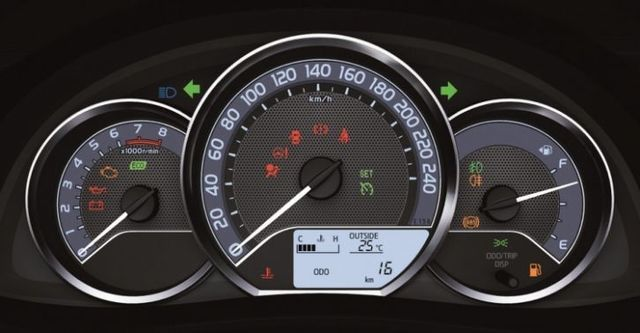 2014 Toyota Corolla Altis 1.8豪華版  第9張相片