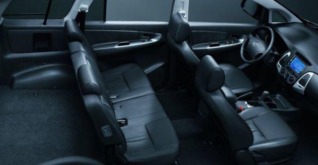 2014 Toyota Innova 2.0 G-Hi  第7張相片