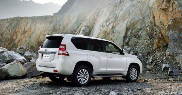 2014 Toyota Land Cruiser Prado 4.0 VX  第2張相片