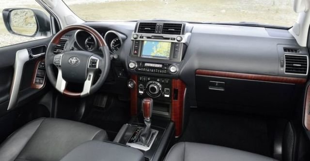 2014 Toyota Land Cruiser Prado 4.0 VX  第6張相片