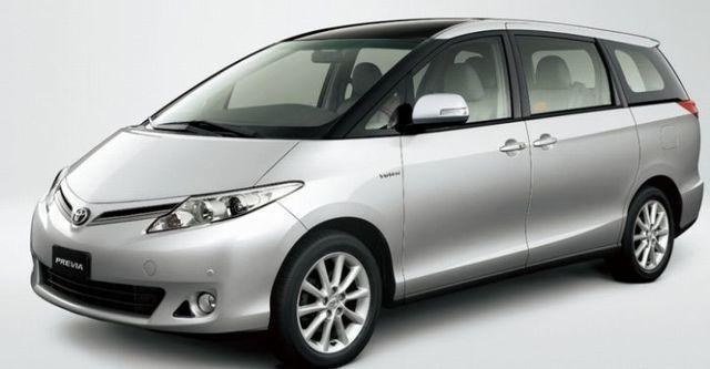 2014 Toyota Previa 2.4豪華版  第1張相片