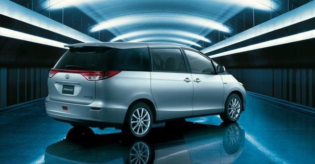 2014 Toyota Previa 2.4豪華版  第2張相片
