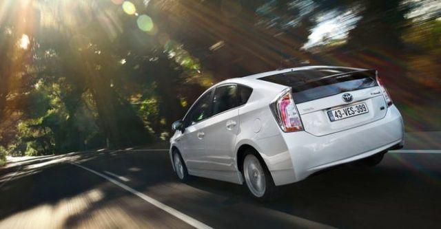2014 Toyota Prius 1.8 E  第2張相片