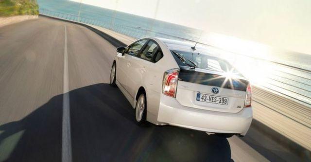 2014 Toyota Prius 1.8 E  第4張相片