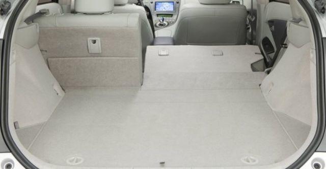 2014 Toyota Prius 1.8 E  第8張相片
