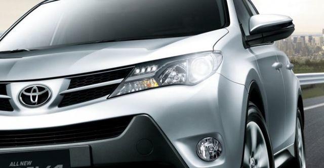 2014 Toyota RAV4 2.5 E  第4張相片