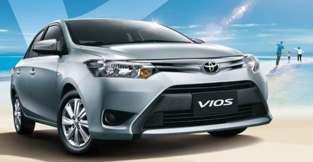 2014 Toyota Vios 1.5經典  第1張相片