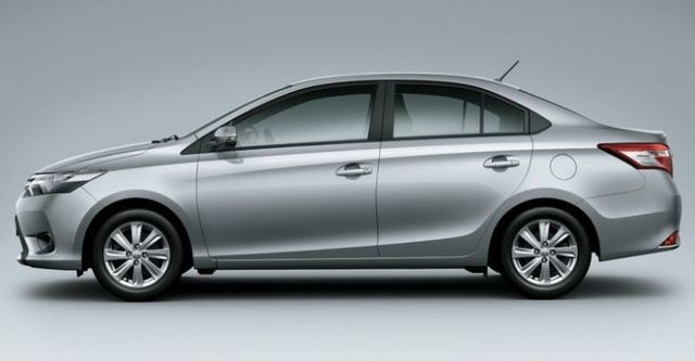 2014 Toyota Vios 1.5經典  第3張相片