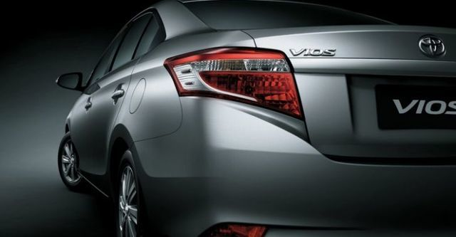 2014 Toyota Vios 1.5經典  第4張相片