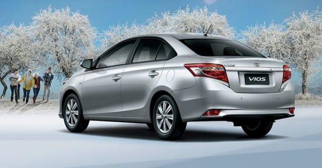 2014 Toyota Vios 1.5雅緻  第2張相片