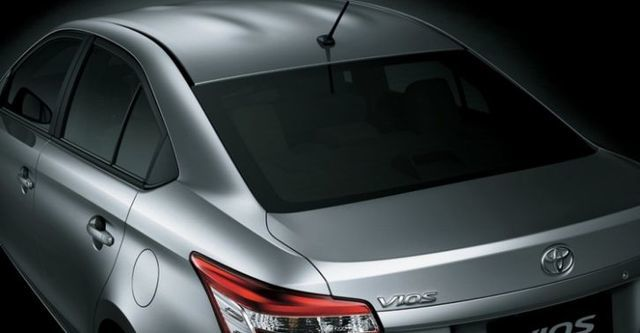 2014 Toyota Vios 1.5雅緻  第5張相片