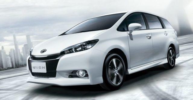 2014 Toyota Wish 2.0尊爵  第1張相片