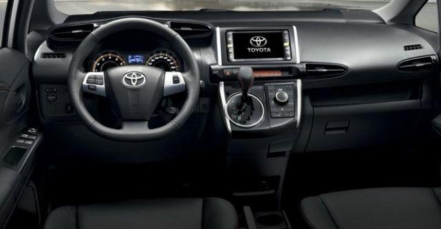 2014 Toyota Wish 2.0尊爵  第5張相片