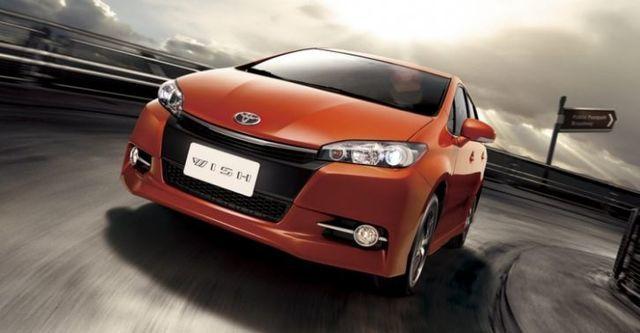 2014 Toyota Wish 2.0經典  第1張相片