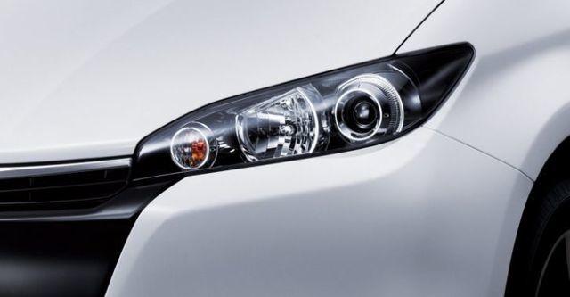 2014 Toyota Wish 2.0經典  第3張相片