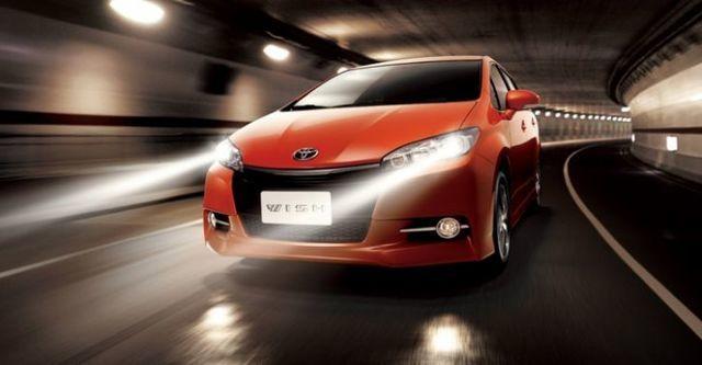 2014 Toyota Wish 2.0豪華  第1張相片