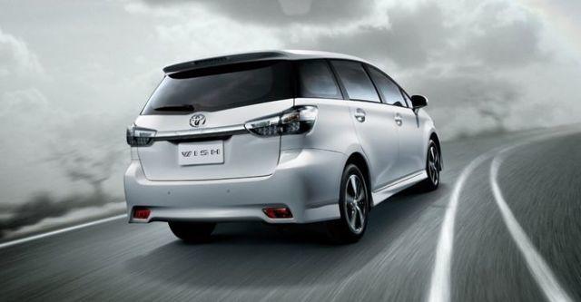 2014 Toyota Wish 2.0豪華  第2張相片