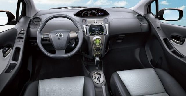 2014 Toyota Yaris 1.5 E Leather  第6張相片