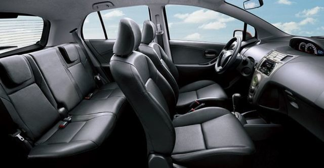 2014 Toyota Yaris 1.5 E Leather  第7張相片