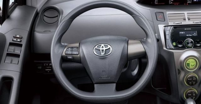 2014 Toyota Yaris 1.5 E Leather  第8張相片