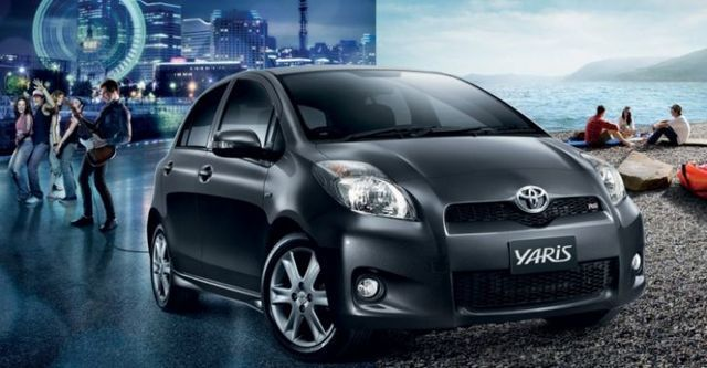 2014 Toyota Yaris 1.5 RS Leather  第1張相片