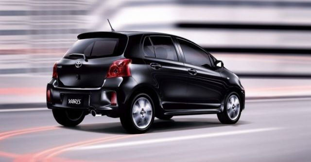 2014 Toyota Yaris 1.5 RS Leather  第2張相片