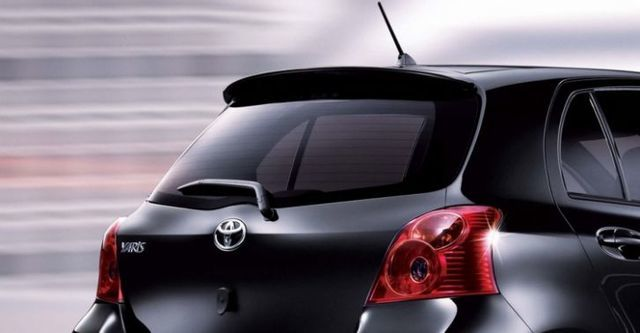 2014 Toyota Yaris 1.5 RS Leather  第4張相片