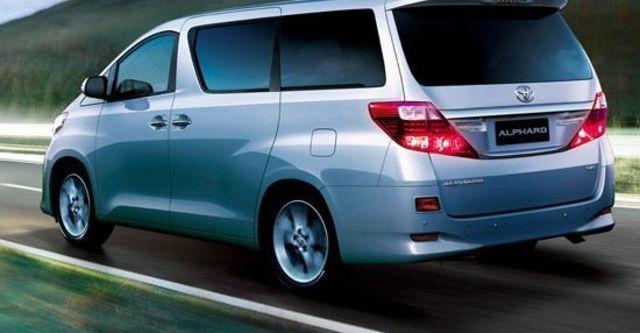 2013 Toyota Alphard 2.4  第4張相片