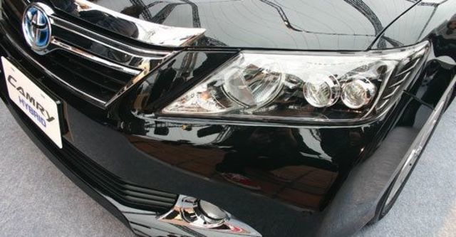2013 Toyota Camry Hybrid-G  第5張相片