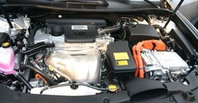 2013 Toyota Camry Hybrid-Q  第4張相片
