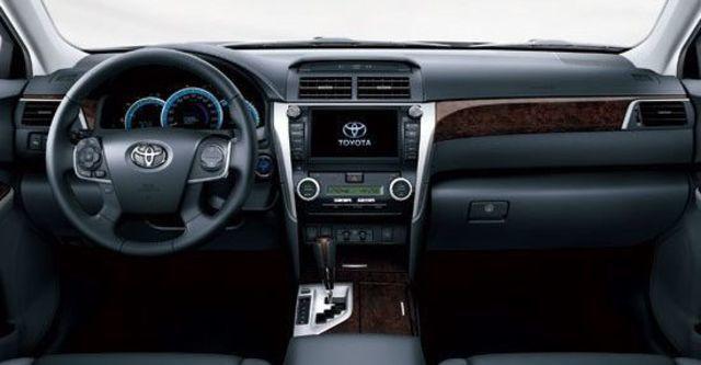 2013 Toyota Camry Hybrid-Q  第9張相片