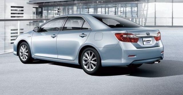 2013 Toyota Camry Hybrid-V  第3張相片